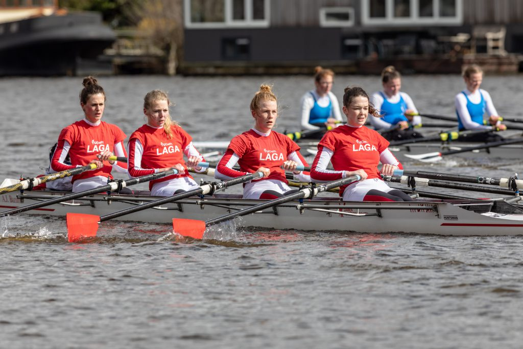 Head of the River Amstel – Zondag – Blok 1